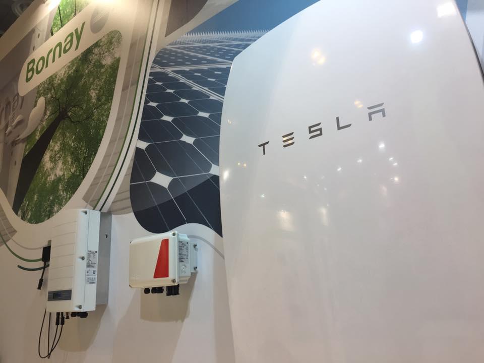 Bornay es una pyme alicantina que será distribuidor oficial de baterías Tesla en España.