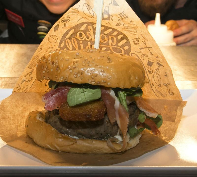 hamburguesa goiko grill Alicante