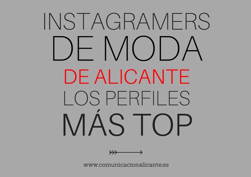 Las instagramers de moda de Alicante triunfan en la red con miles de seguidores en sus cuentas
