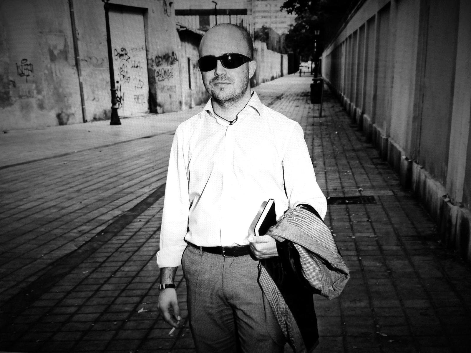 David Martínez, periodista y redactor jefe de Alicante Plaza.