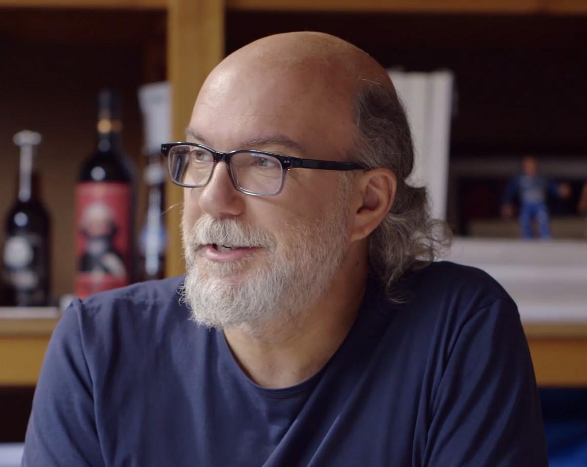 Toni Segarra, creativo publicitario