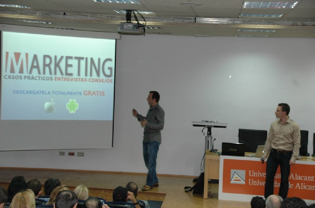 El iDay es uno de los eventos más importantes de marketing online en Alicante.