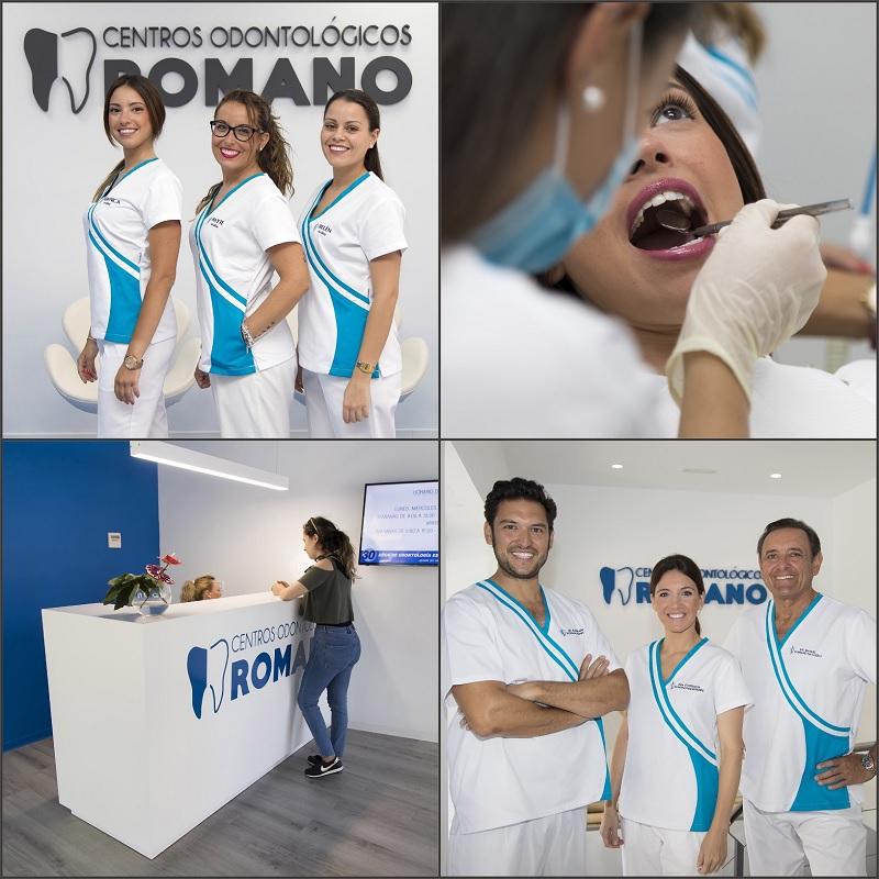 La fotografía para actos y eventos en Alicante también puede utilizarse para realizar sesiones de fotografía corporativa, como en el caso de Centros Odontológicos Romano