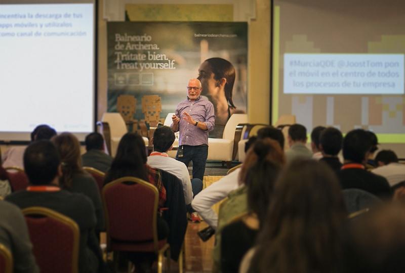 En 'Murcia, ¡qué digital eres!' se reunirán asistentes y ponentes de primer nivel en marketing digital