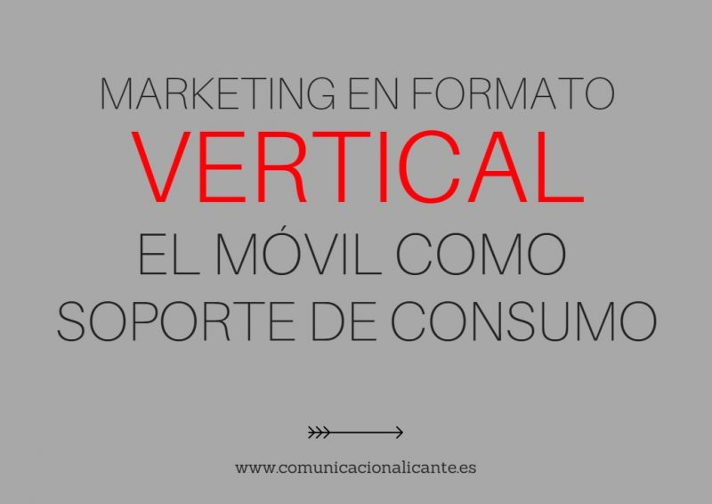 marketing en formato vertical