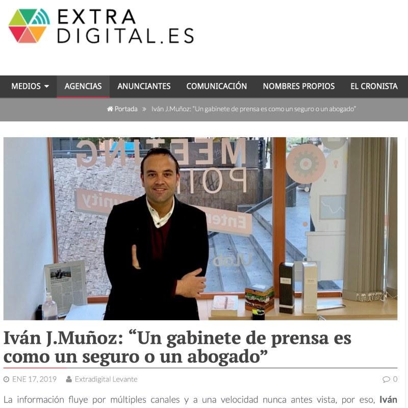 Entrevista a Iván J Muñoz