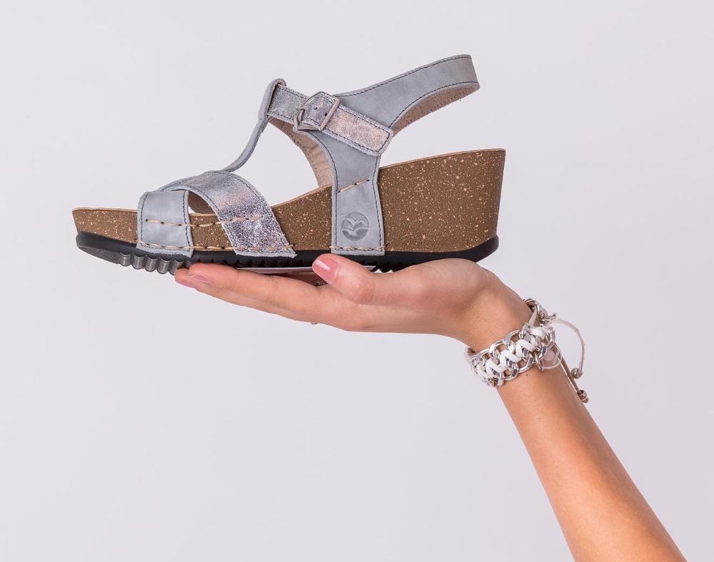 publicidad en el calzado