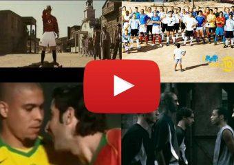 Anuncios de fútbol que marcaron época