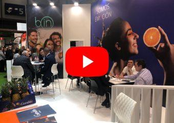 Contenidos audiovisuales para el digital signage de GAMBÍN en Fruit Attraction